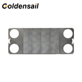 Replacement of GEA NT350M Plate for Titanium Gasket Plate Heat Exchanger