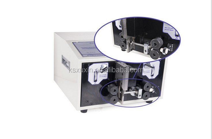 Best wholesale websites full auto automatic wire cutting and stripping machine