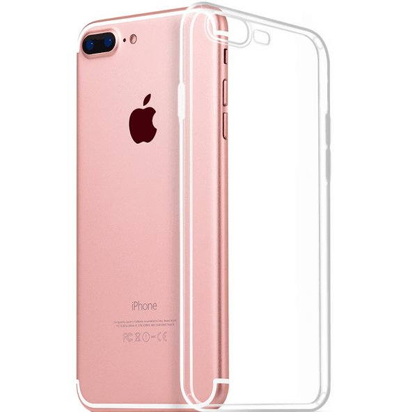 Free sample phone case For iPhone 7/7plus Luxury Ultra Thin Clear Crystal TPU Soft Mobile Phone Case For Samsung 7/7S