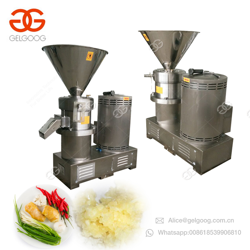 Commercial Tomato Jam Grinder Onion Ginger Grinding Garlic Paste Making Machine Price