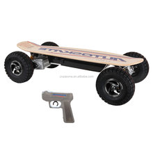 1300 Watts off road sports 4 wheel Electric SkateBoard