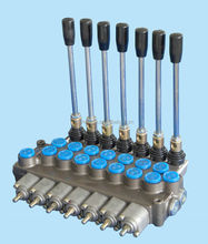 63LPM hydraulic directional control valve ZDA-L15 series for forklift, special vehicles, loading machines