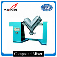 V Type High Efficient Compound Mixer