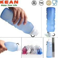 Squeeze BPA Free Silicone Cola Whistle Bubble Soap Bottle