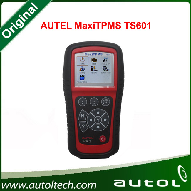 Autel MaxiTPMS TS601 TPMS Sensor Relearn Programming and Coding Diagnostic and Service Tool