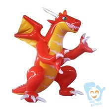 inflatable giant red dragon for sale