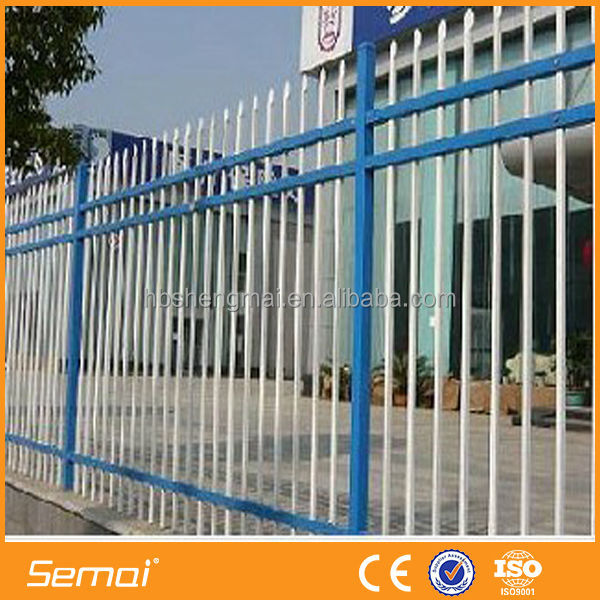 High Security Palisade Fence euro fence panel