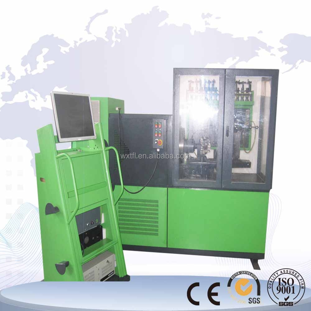 Automation Common Rail bosch EPS 815 Injector Test Bench with CE