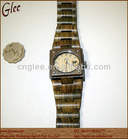 New Unisex Wooden Watch
