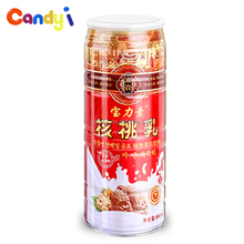 960ml canned juice flavored walnut milk drink for sale