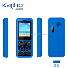 China supplier 1.8 inch low price bar type used dual sim mobile phone K206