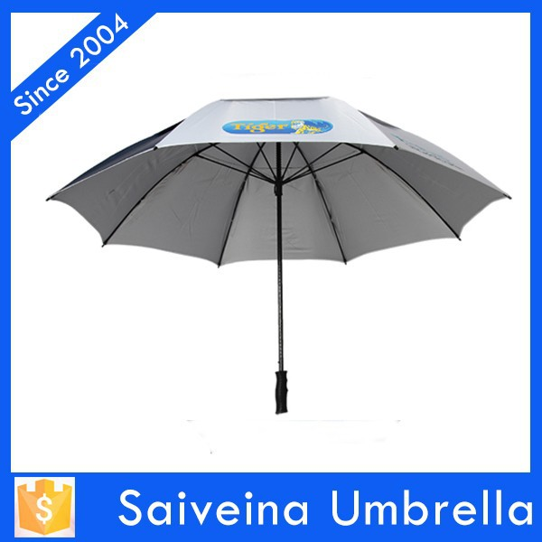 umbrella factory in guangzhou reflective big sized rain sun umbrella