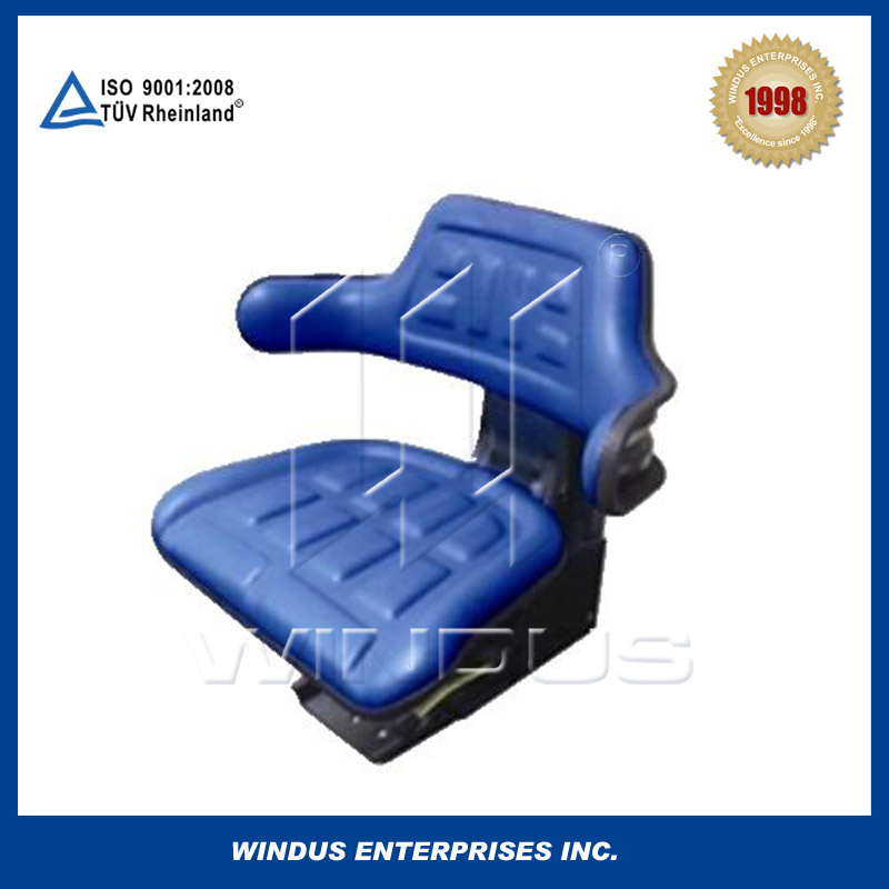 rotatable backhoe loaders seat