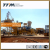60t/h mobile asphalt plant, road machinery