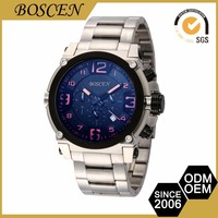 Best Quality Affordable Price Japan Movement Geneva Watch Japan Movt Water Resistant