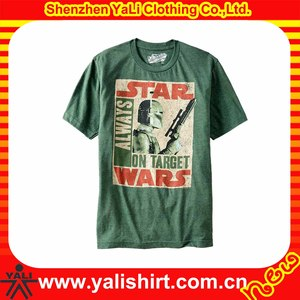 hot sell latest oversize new design style full printing custom made men's t-shirts hot popular wholesale in china