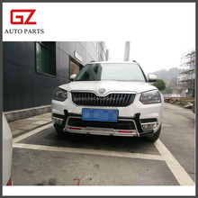 Fender guard front and back bumper for SKODA YETI