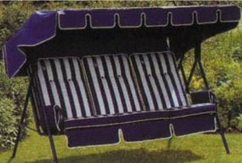Outdoor Garden Wood And Metal Folding Bench Chair For Sale