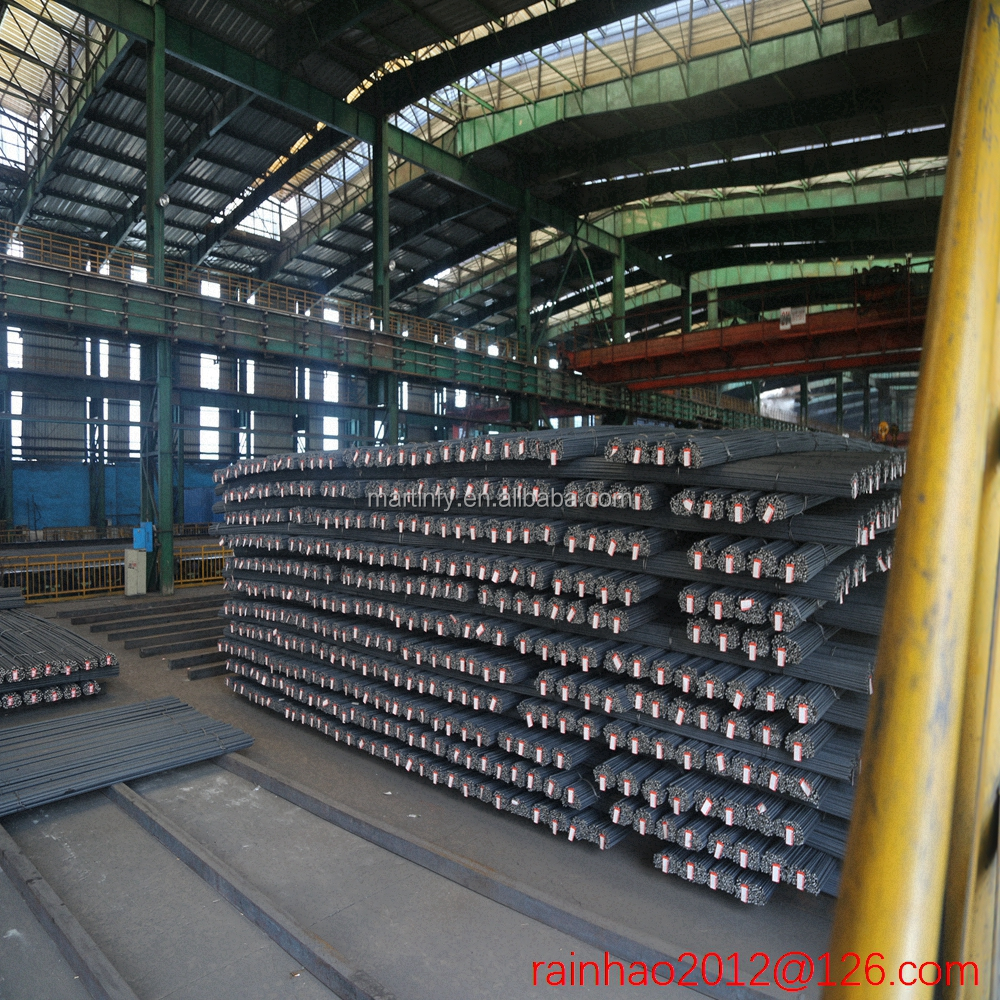 ASTM A613 sd390/sd490/sd295 deformed steel bars 10mm 12mm 16mm
