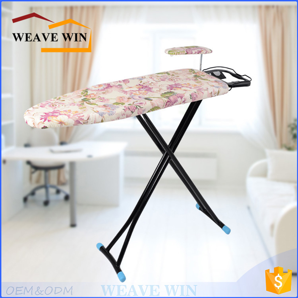 Household textile 100% cotton ironing board cover,simple life style iron board cover