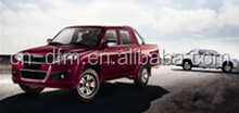 2015 new gasoline 2WD RHD double cabin china pickup