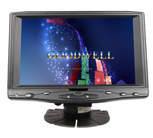 Stand Alone HDMI Input 7 Inch VGA Touch Screen Monitor 1024x 600 High Resolution IPS Panel