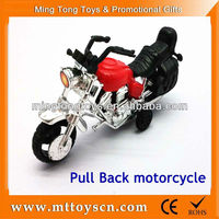 Fashion New Mini Pull Back Motorcycle