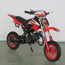 2017 mini gas powered 50cc dirt bike motorcycle for kids