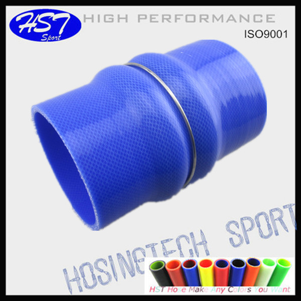 high performance flexible silicone marine exhaust pipe