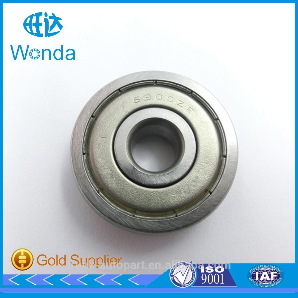 All kinds of famous brand china made chrome steel threaded shaft bearing factory