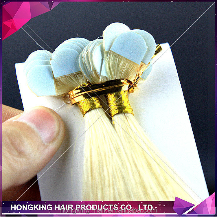 Wholesale price mini micro tape hair extensions in Qingdao