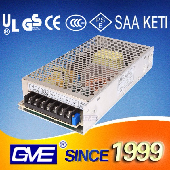 china free sample dc ac 24v 10a desktop power supply with KC PSE GS CE certifications