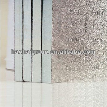 PU Insulated Air Duct Panel Board PAL