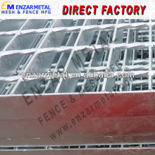 Flat Bar Grating/Galvanized Steel Bar Grating Weight