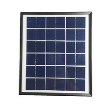 Wholesale 5 Years Warranty High Quality 5W 10W 15W 20W 30W 40W 60W Poly Solar Panel