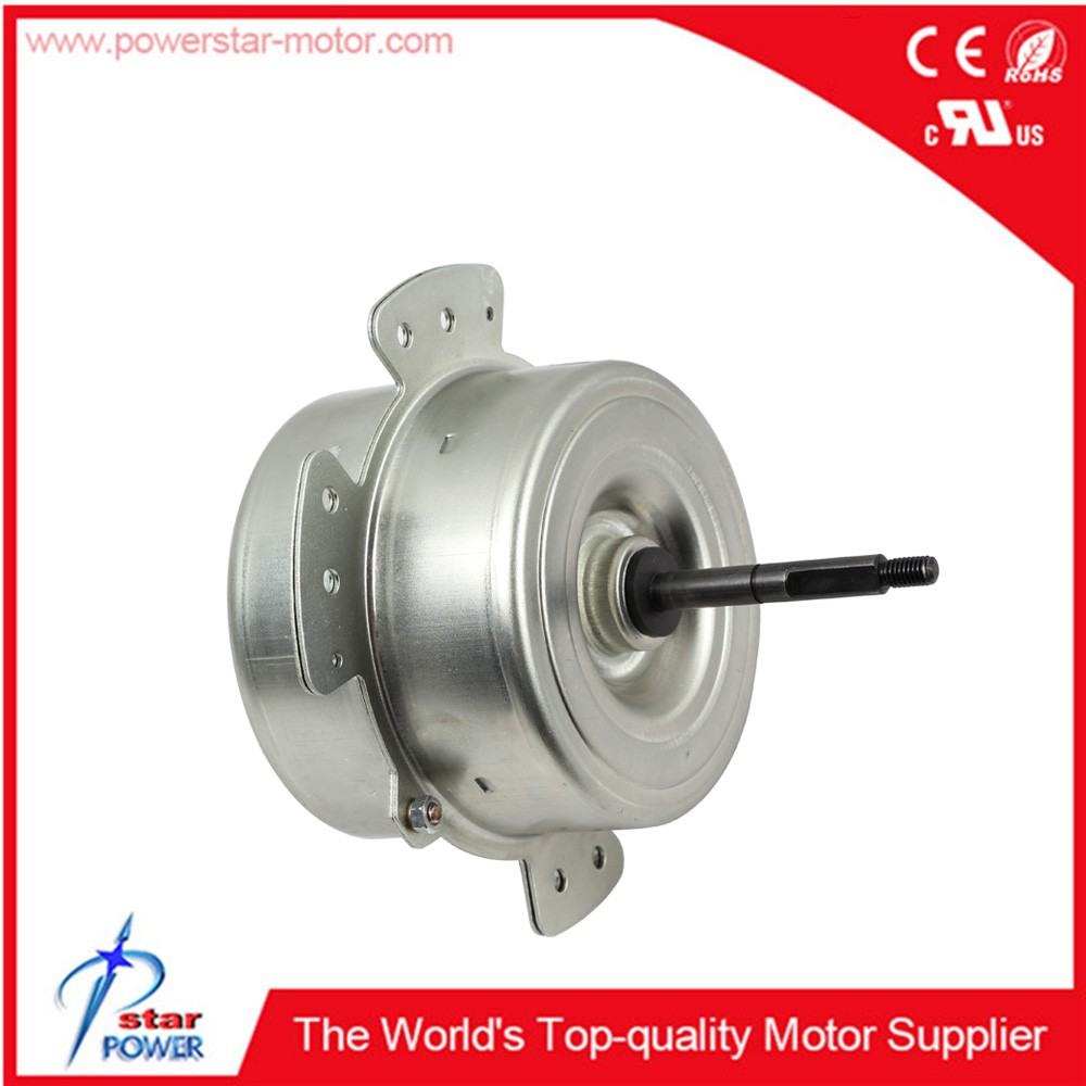 China manufacturer price 900 rpm 220v 6pole 150w air conditioner motors for air conditioner parts with certifications