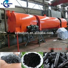 Advanced Smokeless Activated Carbon Furnace /Coconut Shell Charcoal Making Machine for Sale