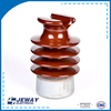 57-1 Stable quality shackle porcelain electrical insulator