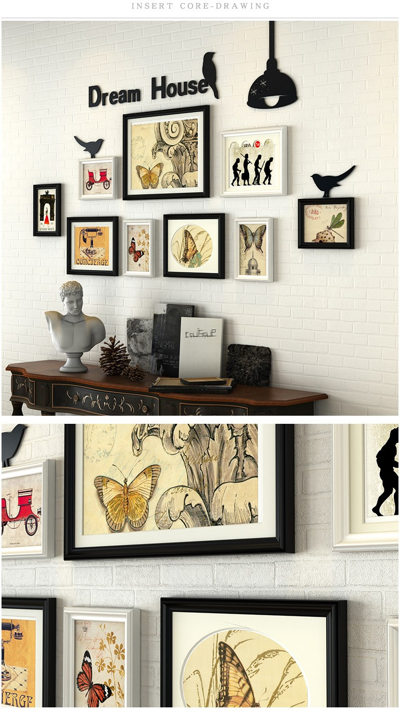 Wholesale Different Types Photo Frames Designs With Original ...