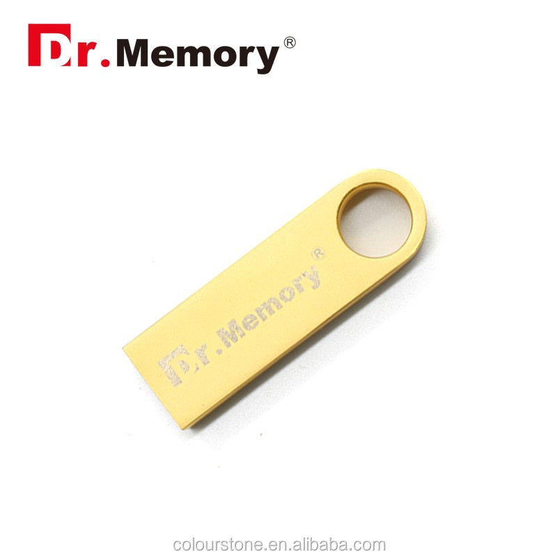 Dr.memory Free sample hot metal pen drive 2.0,promotion memory cards usb lfash drives metal usb can OEM/ODM