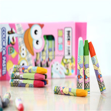 Multi colors best promotion kids rainbow crayon