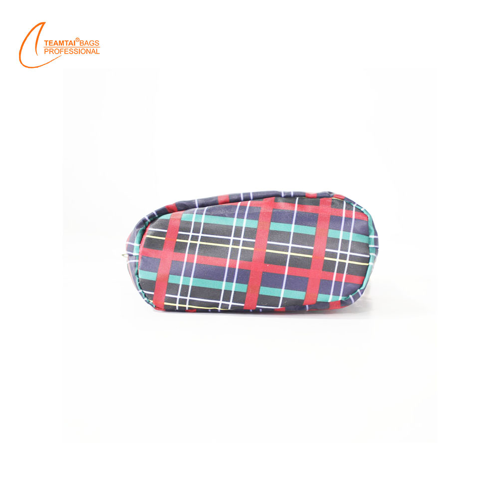 Polyester Fashion Custom Professional Personalized Wholesale Make up Bag