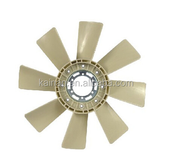 OE 16306-1933 Auto Engine Parts Cooling Fan Blade For Hino