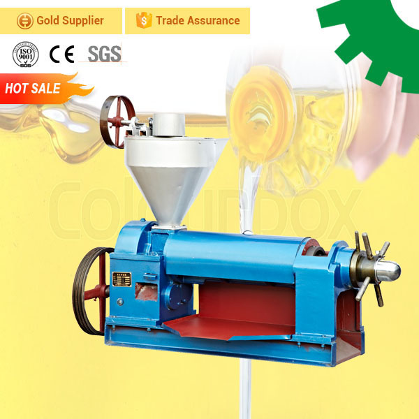 Gemco economic screwing safflower oil extracting machine