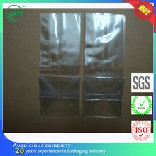 Nice quality transparent opp food packing bag definition