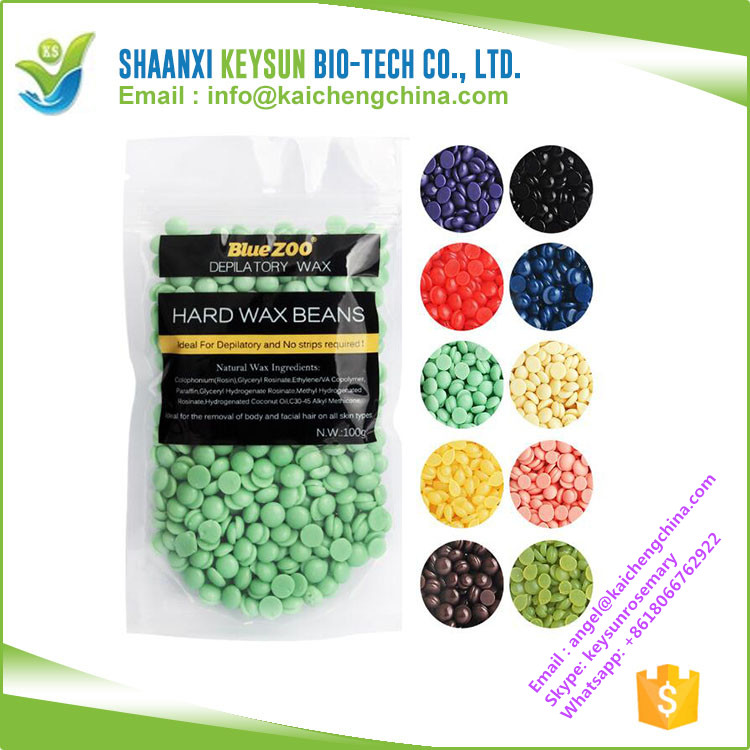 2017 Best Sale Usa 100g Hard Wax Beans Pearl Hair Removal Hot Wax No Paper Pink Hair Remove Depilatory Wax