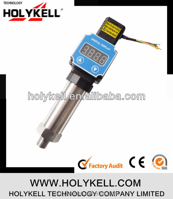 LED Digital Display Type Pressure Transmitter