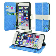 For ipod touch 6 Case, Wallet Flip Cover Case For Ipod Touch 6, Hot Selling