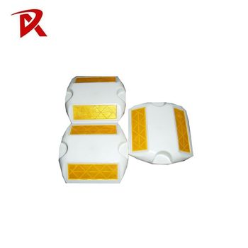 Lowest price reflective road reflector/ 3M Road Stud/cat eye reflective road marker