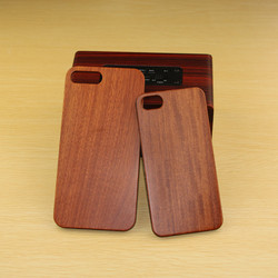Natural Real Wooden Hard Carved Wood Phone Case Cover Protect For iPhone 7 Case
